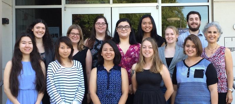 Davis English Department Teaching Internship Program Brings Shakespeare to Local Schools